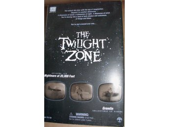 THE TWILIGHT ZONE NIGHTMARE AT 20,000 FEET    1/6 / 30cm  FIGUR    SIDESHOW