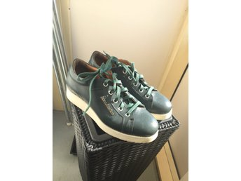 Acne Studios Kobe Leather Sneakers Strl 38