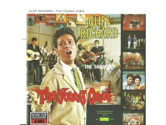 "CD -- CLIFF RICHARD -""The Young Ones"" -- Ny, ospelad"