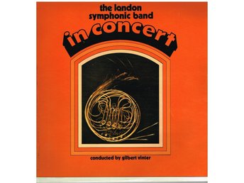The london symphonic band In concert LP