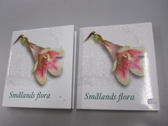 Smålands Flora - Band 1 & 2