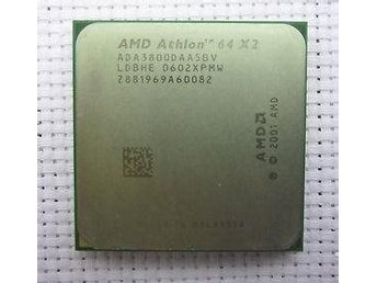 AMD Athlon 64 x 2 (3800) DUAL CORE Socket 939