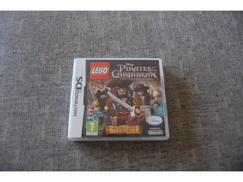 Nintendo Ds. Lego Pirates of the Caribbean