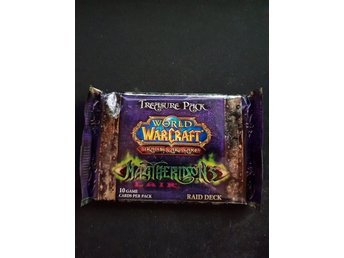World of Warcraft TCG Kort - Magtheridons Lair (Chans till Spectral Tiger)