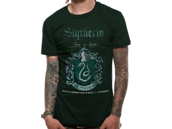 Harry Potter - Slytherin Quidditch  T-Shirt 2Extra-Large