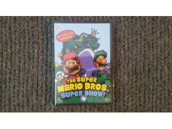 The Super Mario Bros Super Show Vol 4 - DVD