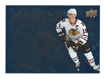 15-16 Upper Deck Full Force Blueprint Jonathan Toews