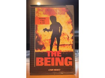 The Being - Ex Rental, Holland, New York Video, VHS