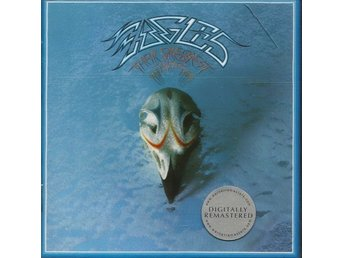 CD -Eagles ‎– Their Greatest Hits 1971-1975
