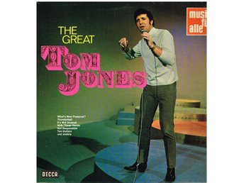 The great Tom Jones