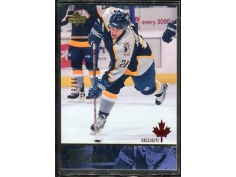 2003-04 Upper Deck Canadian Exclusives #349 Andreas Johansson /50