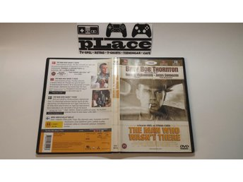 The Man Who Wasnt There DVD