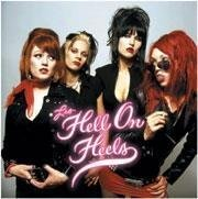 Les Hell On Heels - Hell On Heels LP NY