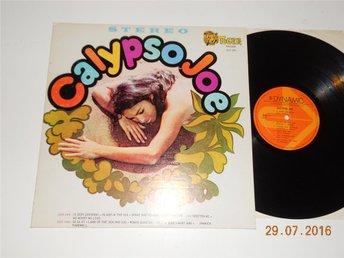 CALYPSO JOE - S/T, LP Tiger Jamaica 70-tal? - Gävle - CALYPSO JOE - S/T, LP Tiger Jamaica 70-tal? - Gävle
