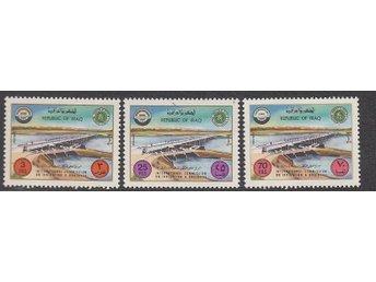 Irak 1975. Mnr: 822-24 ** - Njurunda - Irak 1975. Mnr: 822-24 ** - Njurunda