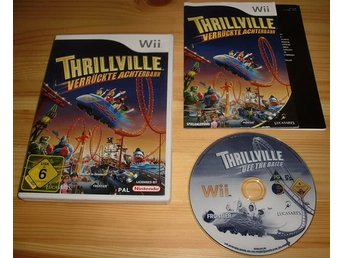 Wii: Thrillville of the Rails