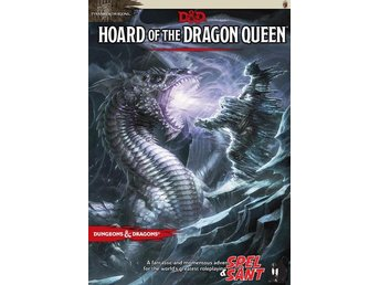 Dungeons & Dragons Hoard of the Dragon Queen 5th Edition (Inbunden)