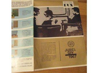 Dux 1967 jub översikt - Järfälla - Dux 1967 jub översikt - Järfälla