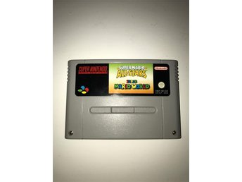 SNES Super Mario Allstars
