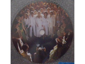 "ABBA – Happy New Year, Vinyl, 7"", Single, Ltd, Numbered, Silver Glitter Clear - Göteborg - ABBA – Happy New Year, Vinyl, 7"", Single, Ltd, Numbered, Silver Glitter Clear - Göteborg"