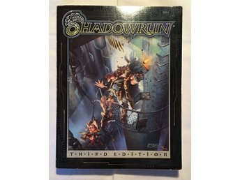 Shadowrun Roleplaying Game - 3rd Edition