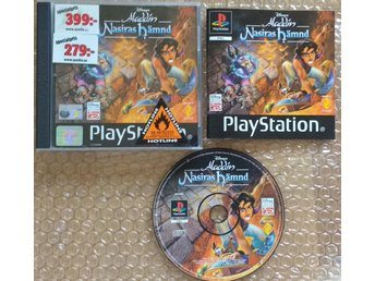 PlayStation/PS1: Aladdin Nasiras Hämnd