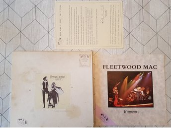 Fleetwood Mac LP skiva Classic Collection, Limited numbered edition