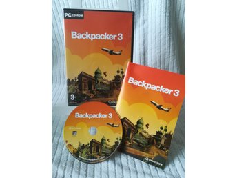 Backpacker 3  pc spel