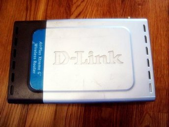 D-Link router,  Missa inte!