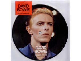 "DAVID BOWIE - Golden Years  7"" Singel  EU"