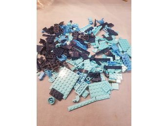 ++  lego blå dark/ medium azure m.m++