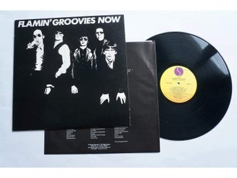 ** Flamin' Groovies ‎– Now **