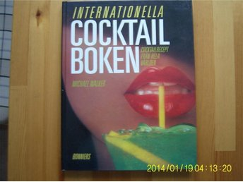 Michael Walker - internationella cocktailboken