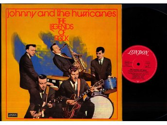 JOHNNY AND THE HURRICANES - LEGENDS OF ROCK - LS 3192/1