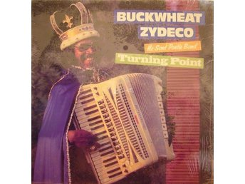 Buckwheat Zydeco Ils Sont Partis Band - Turning Point - LP Vinyl