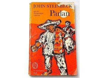 John Steinbeck / Pärlan 1964 Delfinserien - Enskede - John Steinbeck / Pärlan 1964 Delfinserien - Enskede