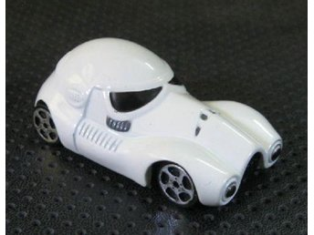 Disney Cars Bilar Pixar Star Wars -  Stormtrooper Car NY