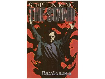 The Stand Hardcases HC (2011 Marvel) Rea 149sek!!!