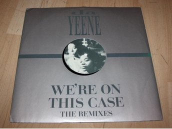 DA YEENE 12' We're on this case Remix Stonebridge 1990 PS M-