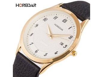 New Arrival High Quality Auto Calendar Women Watch Elegant Ladies Dress