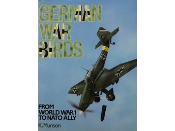 German War Birds, Kenneth Munson (Eng)