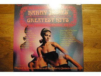 Members Of The Harry James Orchestra* / The Francis Bay Orchestra VS 103 dubbel