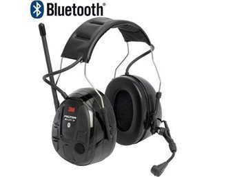Peltor WS Alert XP 3M Bluetooth HELT NYA!!!