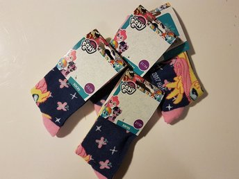 NYA My little pony 2-pack strumpor Strl 31-34