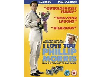 I Love You Phillip Morris - Jim Carrey - DVD