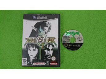 Soul Calibur 2 Nintendo Game Cube gamecube