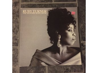 RUBY TURNER - THE MOTOWN SONGBOOK.  (MVG LP)