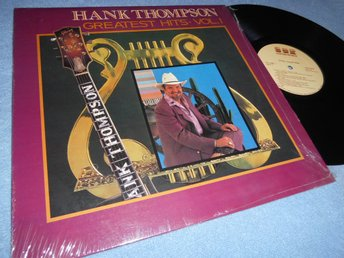 Hank Thompson Greatest Hits Vol 1 (LP) USA orginal