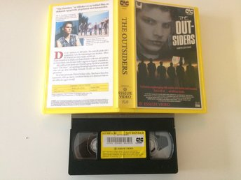 The Outsiders - Pilot (1990) - Esselte
