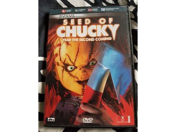 Seed Of Chucky Fear The Second Coming Svensk Text Utgått.